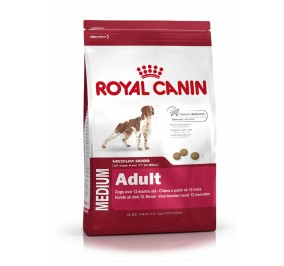Royal Canin dog SIZE N medium adulte  4kg