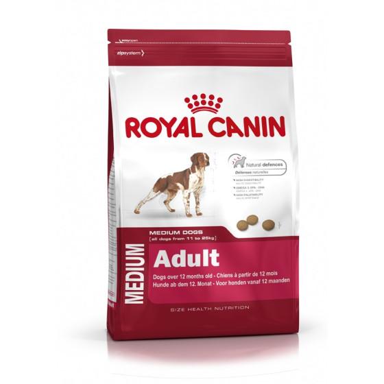 Royal Canin dog SIZE N medium adult 15kg
