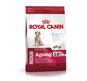 Royal Canin dog SIZE N medium Ageing 10+
