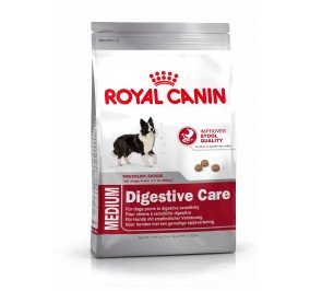 Royal Canin dog SIZE N medium Digestive Care