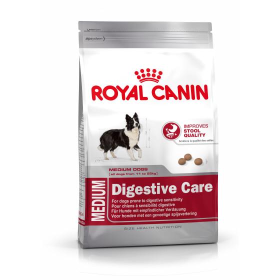 Royal Canin dog SIZE N medium Digestive Care