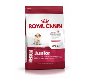 Royal Canin dog SIZE N medium junior 15kg