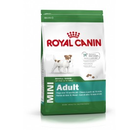 Royal Canin dog SIZE N mini adulte