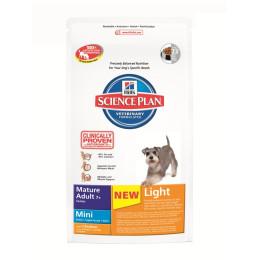 Hill's canine Senior Light Mini 2.5 kg