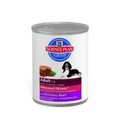 Hill's canine  adulte boeuf en boites 370gr