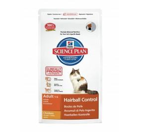 Hill's feline adulte hairball control   300g