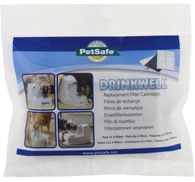 Spare filter for fountain cat Drinkwell, 3pces
