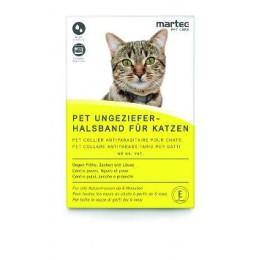 PET collier antiparasitaire pour chat