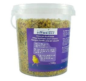 Patee Restorative for the Canaries Schweizer 550 Gr ( KAK )