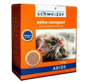 Litter Adios oeko compact 7Kg ( AOC ) (available in 3 to 6 days)