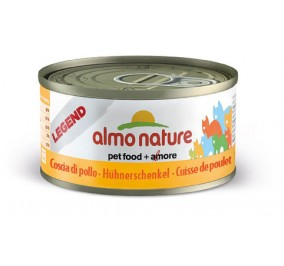 Box Almo, cat food, chicken thigh 70 g