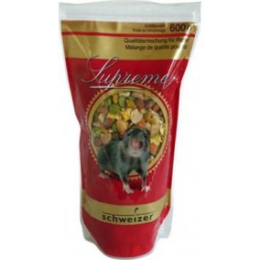 QRA Mel. de qualite pour rats    600 G  ( QRA )